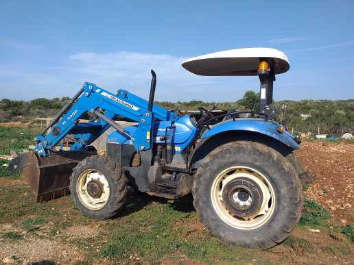Kücükbaş Takasli New Holland TD75 Plus 2012 Model