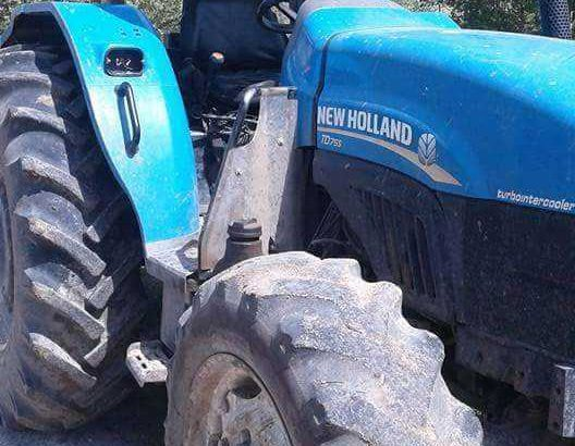 NEWHOLLAND TD 75 S